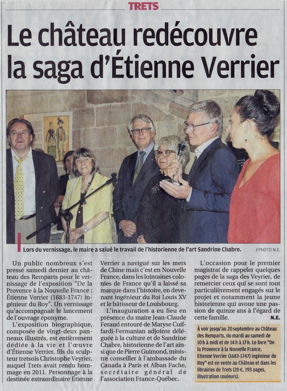 La Provence 05.06.2015